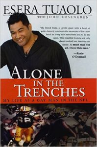 esera tuaolo alone in the trenches